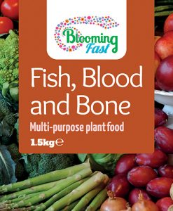 Blooming Fast Fish Blood & Bone Organic Fertiliser1.5kg Tub