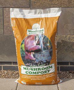 Mushroom Compost XL 60 litres