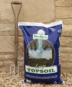 Screened  10mm Topsoil 25Kg bag