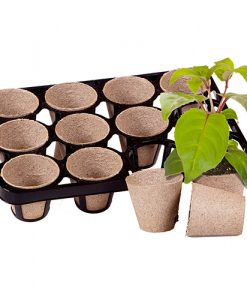 Skelly Tray 3 pack with 36 bio pots