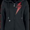 AC/DC - EMP Signature Collection - Girls hooded zip - black product image at Soundorabilia.com