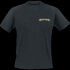 Airbourne - Unti I Die - T-Shirt - black product image at Soundorabilia.com