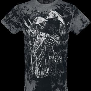 Alchemy England - Pagan Death - T-Shirt - grey product image at Soundorabilia.com