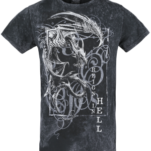 Alchemy England - Reign in Hell - T-Shirt - dark grey product image at Soundorabilia.com