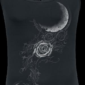 Alchemy England - The Black Goddess - Girls Top - black product image at Soundorabilia.com