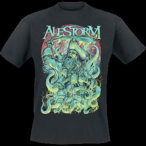 Alestorm - You Fight Like A Dairy Farmer - T-Shirt - black product image at Soundorabilia.com