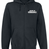 Alice In Chains - Big Eye - Hooded zip - black product image at Soundorabilia.com