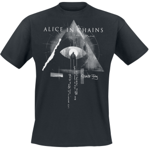Alice In Chains - Fog Mountain - T-Shirt - black product image at Soundorabilia.com
