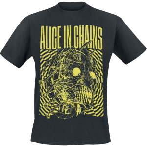 Alice In Chains - Head Creep - T-Shirt - black product image at Soundorabilia.com