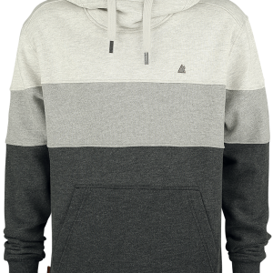Alife and Kickin - King Sweat - Hooded sweatshirt - grey product image at Soundorabilia.com
