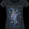 Amaranthe - Helix - Girls shirt - black product image at Soundorabilia.com