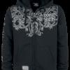 Amon Amarth - EMP Signature Collection - Hooded zip - black product image at Soundorabilia.com