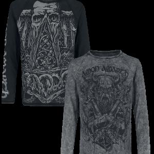 Amon Amarth - EMP Signature Collection - Longsleeve - dark grey product image at Soundorabilia.com