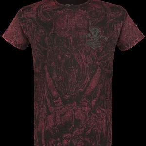 Amon Amarth - EMP Signature Collection - T-Shirt - burgundy product image at Soundorabilia.com