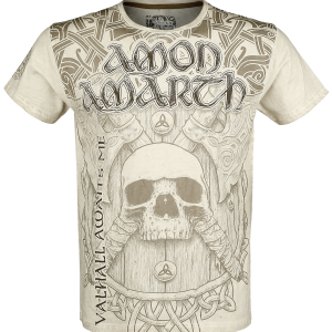 Amon Amarth - EMP Signature Collection - T-Shirt - sand product image at Soundorabilia.com