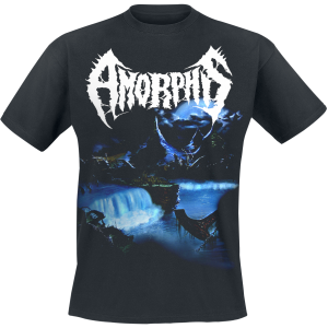 Amorphis - Tales From The Thousand Lakes - T-Shirt - black product image at Soundorabilia.com