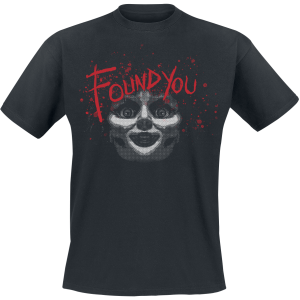 Annabelle - Found You - T-Shirt - black product image at Soundorabilia.com