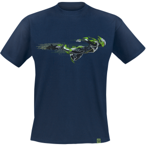 Anthem - Interceptor Class - T-Shirt - navy product image at Soundorabilia.com