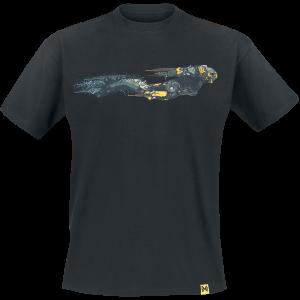 Anthem - Ranger Class - T-Shirt - black product image at Soundorabilia.com