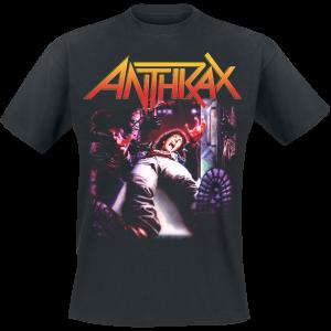Anthrax - Spreading the disease - T-Shirt - black product image at Soundorabilia.com