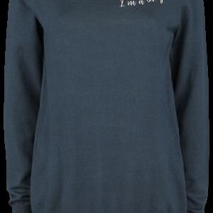 Aristocats - I'm A Lady - Girls Sweater - dark blue product image at Soundorabilia.com