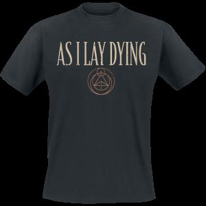 As I Lay Dying - Skulls - T-Shirt - black product image at Soundorabilia.com