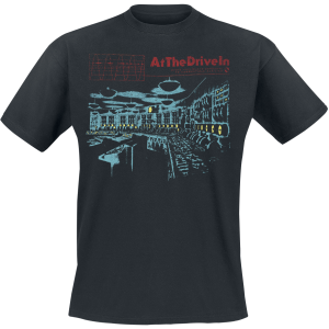 At The Drive-In - Nightwatch - T-Shirt - black product image at Soundorabilia.com