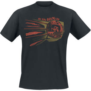 At The Drive-In - Sputnik - T-Shirt - black product image at Soundorabilia.com