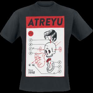Atreyu - Since 1998 - T-Shirt - black product image at Soundorabilia.com
