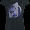 Avengers - Endgame - Logo - Girls shirt - black product image at Soundorabilia.com
