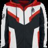 Avengers - Endgame - Quantum Suit - Hooded zip - multicolour product image at Soundorabilia.com