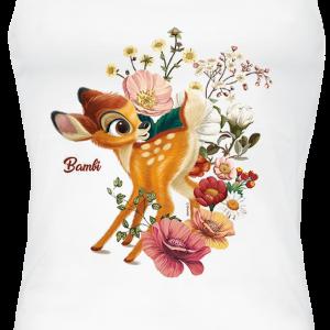 Bambi - Botanics - Girls Top - white product image at Soundorabilia.com