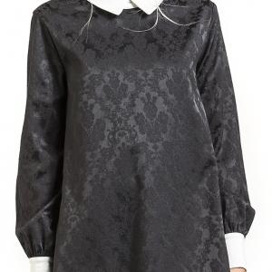Banned - Royalty Wednesday - Girls longsleeve - black product image at Soundorabilia.com