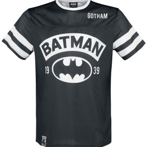 Batman - Gotham 1939 - T-Shirt - black-white product image at Soundorabilia.com