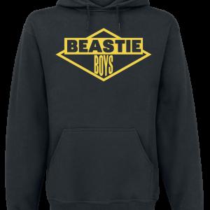 Beastie Boys - BB Logo - Hooded sweatshirt - black product image at Soundorabilia.com
