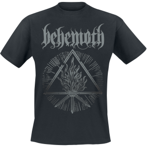 Behemoth - Furor Divinus - T-Shirt - black product image at Soundorabilia.com
