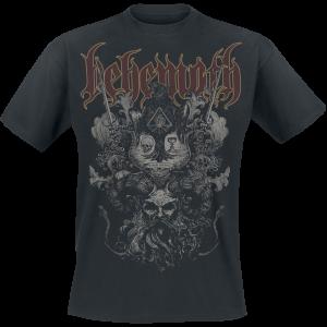 Behemoth - Herald - T-Shirt - black product image at Soundorabilia.com