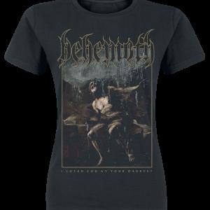 Behemoth - ILYAYD Cover - Girls shirt - black product image at Soundorabilia.com