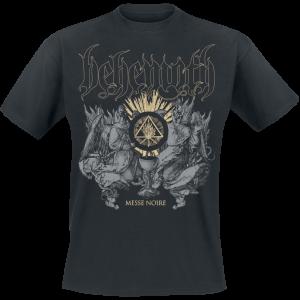 Behemoth - Messe Noire - T-Shirt - black product image at Soundorabilia.com