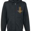 Behemoth - We Are The Next 1000 Years - Hooded zip - black product image at Soundorabilia.com