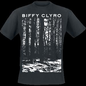 Biffy Clyro - Tree - T-Shirt - black product image at Soundorabilia.com
