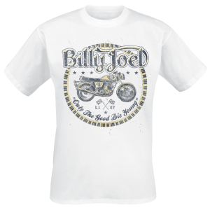 Billy Joel - Good Die Young - T-Shirt - white product image at Soundorabilia.com