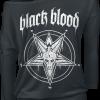 Black Blood - Pentagram - Girls longsleeve - black product image at Soundorabilia.com