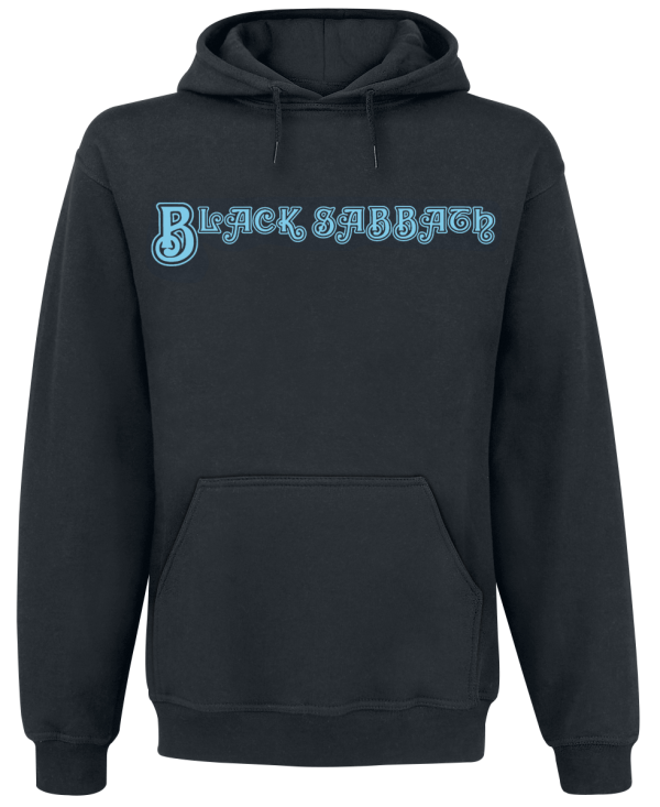 Black Sabbath - Photo - Hooded sweatshirt - black product image at Soundorabilia.com