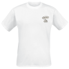Blink 182 - Rabbit - T-Shirt - white product image at Soundorabilia.com