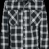 Chemical Black - Ezra Shirt - Shirt - grey product image at Soundorabilia.com