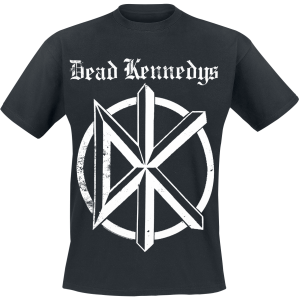 Dead Kennedys - Logo - T-Shirt - black product image at Soundorabilia.com