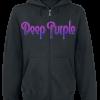 Deep Purple - Smoke On The Water - Hooded zip - black product image at Soundorabilia.com