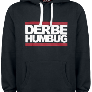Derbe Hamburg - Humbug - Hooded sweatshirt - black product image at Soundorabilia.com