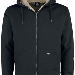 Dickies - Frenchburg - Hooded zip - black product image at Soundorabilia.com